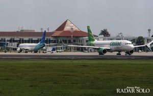 Express Air Migrasi ke Bandara Adi Soemarmo, Garap Rute Kalimantan