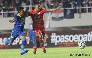 Fix, Uji Coba Persis Kontra Sriwijaya FC Batal