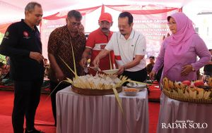 Persemian Gedung Baru SMP N 5 Surakarta, Tanamkan Literasi Religi