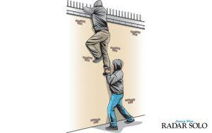 Sekolah Disatroni Pencuri, Rugi Ratusan Juta