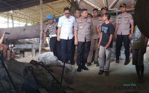 Polisi Bongkar 4 Pabrik Pupuk Palsu di Pracimantoro