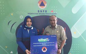 XL Axiata Salurkan APD & Sediakan Akses Komunikasi Gratis untuk BNPB