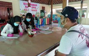 Awasi Pemudik, Desa Sambungmacan Bentuk Posko Kesehatan