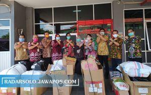 DPRD Jateng Kawal Langsung Distribusi APD di Wonogiri
