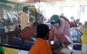 Rapid Test, 10 Petugas Pemutakhiran Data Pemilih di Sukoharjo Reaktif