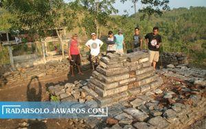Sayangkan Renovasi Makam Kuno Mbah Jonambang oleh Oknum, Bentuk Diubah