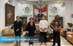 Gibran-Ketua DPC PDIP Temui Megawati, Janjikan Target Menang 61 Persen