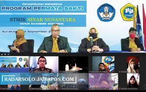 STMIK Sinus Surakarta Terima 34 Mahasiswa Program Permata-Sakti