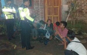 Polisi Amankan 2 ABG Cewek Teler, Pesta Miras Bareng Cowok-Cowok