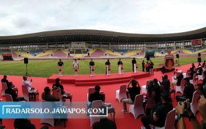 Pindah Kandang ke Manahan, Bhayangkara Solo FC Target Juara Liga 1