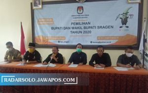 Menolak Dites Swab, 62 Anggota KPPS Sregen yang Reaktif Pilih Mundur