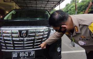 Polisi Dalami Motif Aksi Penembakan Mobil Milik Pengusaha Tekstil
