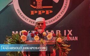 Politisi Senior Solo Dukung Listyo Sigit Jadi Kapolri: Dia Berprestasi