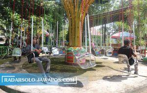 Pendapatan Waduk Gajah Mungkur Merosot Drastis, Hanya Rp 900 Juta