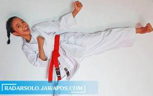 Nabilla Cariss Bidik Juara KOSN Nasional
