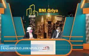 BNI Griya Digitex Property 2021 Dibuka, Saatnya Belanja Rumah