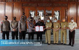 Pemkot Surakarta Hibahkan 1,3 Hektare untuk Satbrimob Polda Jateng