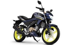 Warna Baru Yamaha Vixion Mattle Blue, Makin Sporty & Berkelas