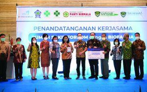 RS Dr. Oen Solo Baru Sah Jadi Faskes Mitra Imunicare Bio Farma