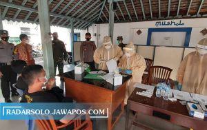 Masuk Solo, Pedagang dari Luar Kota Wajib Bawa Surat Bebas Covid