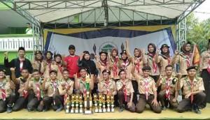SMK YPM 7 Tarik Juara Umum YPM Cup II 2018