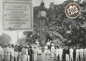Replika Big Ben Dipindah, Kini Tak Diketahui Keberadaannya