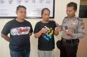 Kakek Faisal Beli Sabu Dibekuk Polisi