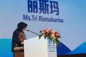 Risma Paparkan Pahlawan Ekonomi di Forum Wali Kota Se-ASEAN di RRT
