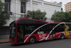 Tambah 20 Suroboyo Bus untuk Layani Jalur MERR