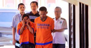 Suami Di-PHK, Ajak Istri Edarkan Sabu