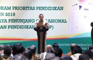 Dindik Provinsi Jatim Sosialisasikan Mekanisme Penyaluran BPOPP