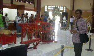Museum Mpu Tantular Pamerkan Alat Musik Tradisional se Nusantara