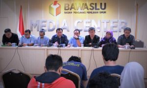 Selama Kampanye Pemilu 2019, Bawaslu Surabaya Catat 404 Pelanggaran