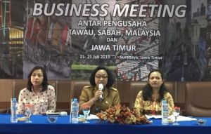 Tingkatkan Ekspor ke Malaysia, Delegasi Tawau Jajaki Produk UMKM Jatim
