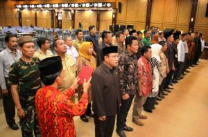 Besok, 50 Anggota Baru DPRD Sidoarjo Dilantik, Ketua PN Pimpin Sumpah