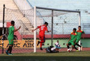 GSI Sidoarjo Bungkam Bondowoso 10 Gol Tanpa Balas
