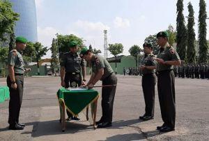 Tiga Kodim di Surabaya Resmi Jadi Tipe A