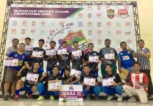Hoki Gresik KU-16 Sabet Juara 2 Bupati Ciamis Cup