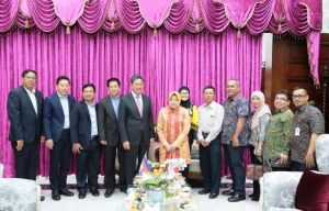 Menteri Kamboja Pelajari Manajemen Transportasi Surabaya