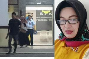 Istri Nyinyir di Medsos, Anggota TNI AU di Surabaya Dicopot, Ditahan