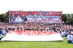 Pelajar Jatim Deklarasi Anti Anarkisme dan Radikalisme