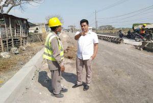 Pembangunan Lambat, Proyek Jalan Betoyo Disorot Dewan