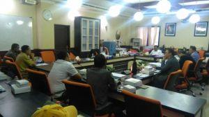 Hearing di Dewan, Rencana Relokasi PKL Jalan Anggrek Berjalan Alot