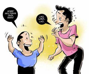 Bak Cinta Segitiga KD-Anang-Lemos, Selingkuhan Karin Dibongkar Anaknya