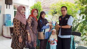 ACT Jatim Distribusikan Susu Formula untuk Penuhi Gizi Balita