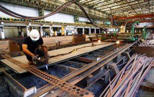 Demand Tinggi, Industri Baja Fokus ke Pasar Domestik