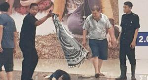 Diduga Depresi, Warga Dharmahusada Loncat dari Lantai 4 Galaxy Mall