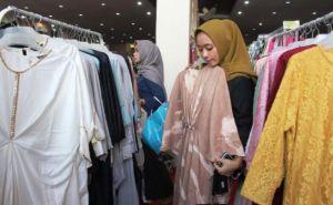 Busana Muslimah Lokal Masih Kalahkan Produk Impor