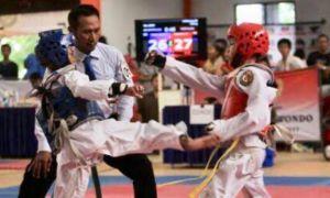 Sejumlat Atlet Taekwondo Dipersiapkan untuk Kejuaraan Tingkat Provinsi