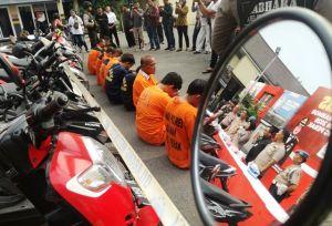 17 Hari, Polres Perak Ungkap 19 Kasus Kriminal
